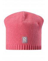 Демисезонная коралловая шапка-бини Reima - Рейма Haapa 528581
