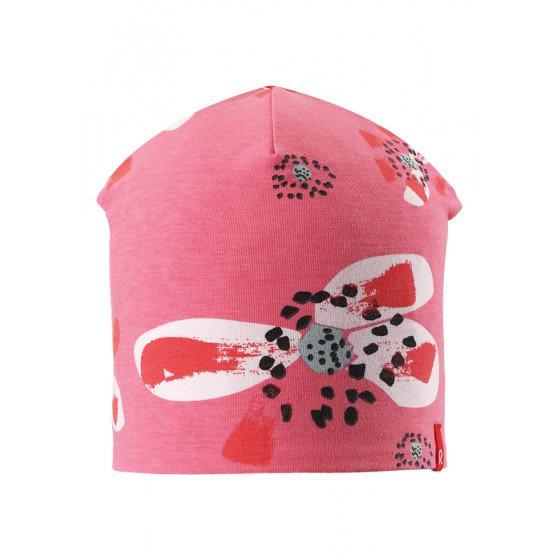 Демисезонная двусторонняя шапка Reima - Рейма Tanssi 528583