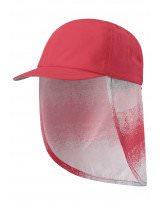 кепка красная  с защитой от солнца Reima Alytos