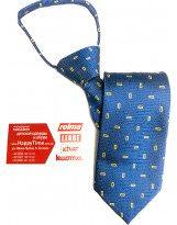 Синий галстук KNIAZHYCH - Княжич