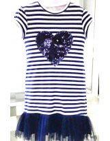 Платье трикотажное VIANI - Виани Модные Детки