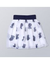 Шифоновая юбка на резинке для девочки Flash/Флеш