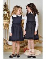 Школьное синее платье Viani / Виани