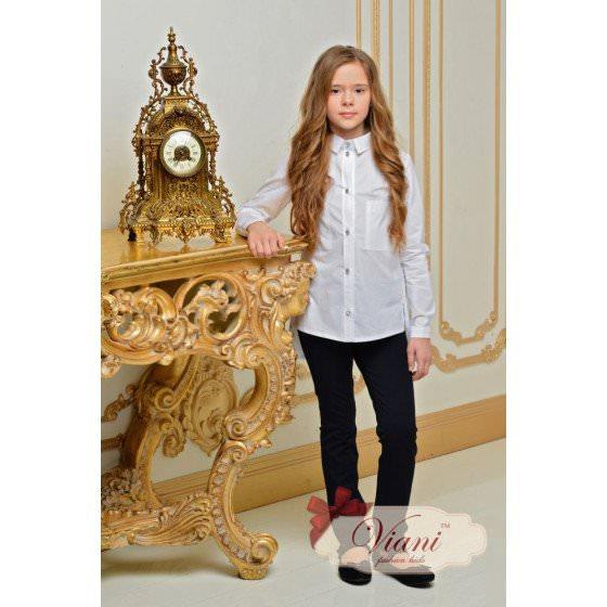 Школьная блузка Viani / Виани / Модные Детки Шк158