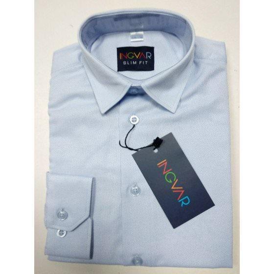 Школьная рубашка Княжич - Kniazhych длинный рукав