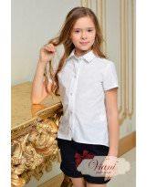 Школьная блузка рубашка Viani / Виани / Модные Детки