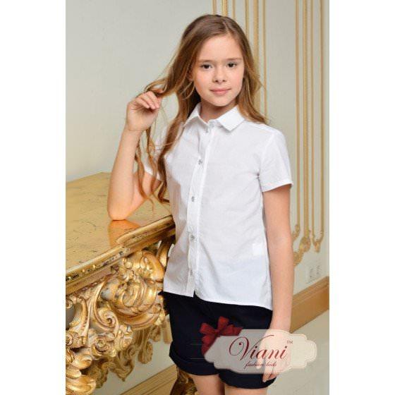 Школьная блузка Viani / Виани / Модные Детки ШК155