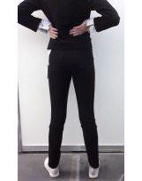 Черные школьные брюки скинни Viani / Виани МД569