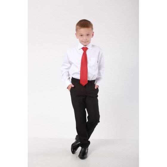 Черные школьные брюки ЛіЛус