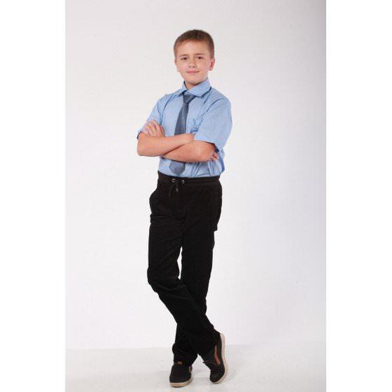 Черные вельветовые брюки Wojcik / Войчик