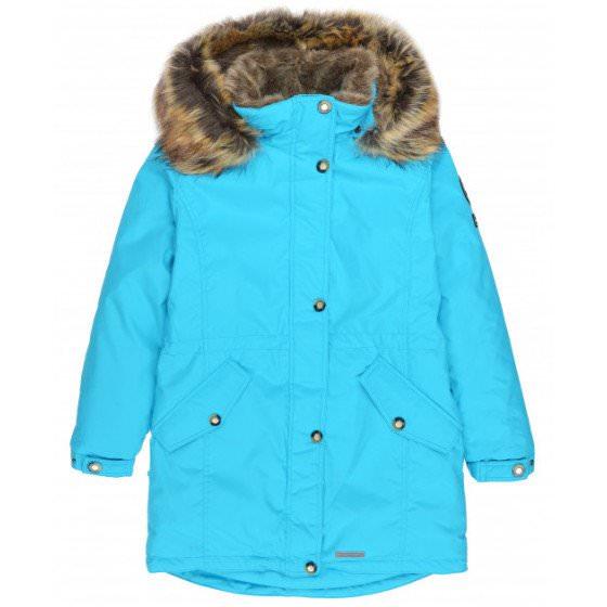 Парка зимняя бирюзовая Lenne - Ленне куртка ESTELLA 18671