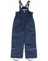 Полукомбинезон зимний темно-синий Lenne - Ленне Jack 18351