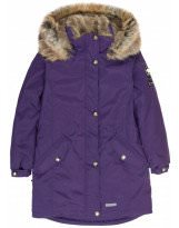 Парка зимняя темно-фиолетовая Lenne - Ленне куртка ESTELLA 18671