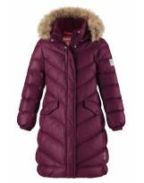 Удлиненное зимнее пальто - пуховик Reima Satu 531302