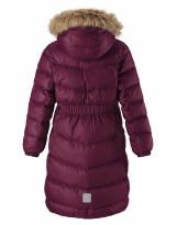 Удлиненное зимнее пальто - пуховик Reima Satu 531352/4960