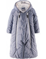 Зимний серый комбинезон-транформер Lassie by Reima 710732
