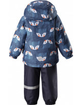 Костюм - комплект зимний куртка + полукомбинезон Lassie by Reima 713732/6951