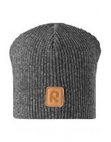 Зимняя черная шапка-бини Reima - Рейма Birdy 528590