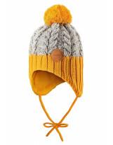 Зимняя шапка-бини с завязками Reima - Рейма 518478/2510