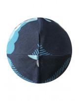 Двусторонняя темно-синяя шапка-бини Reima - Рейма 528620-6982