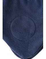 Зимняя сине-голубая шапка-бини Reima - Рейма Lumula 528594/6981