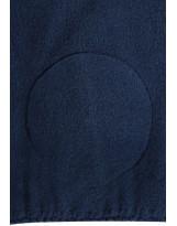 Тёмно-синяя зимняя шапка-бини Reima - Рейма Naasko 528601-6790