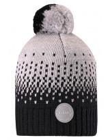 Черная зимняя шапка-бини Reima - Рейма Luola 528601