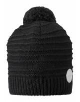 Черная зимняя шапка-бини Reima - Рейма Hurmos 528608