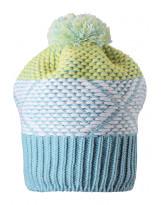 Голубая зимняя шапка-бини Reima - Рейма Mikku 538043