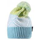 Голубая зимняя шапка-бини Reima - Рейма Mikku 538043/7190