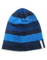 Зимняя двусторонняя полосатая шапка Lenne - Ленне SAMUEL 18394