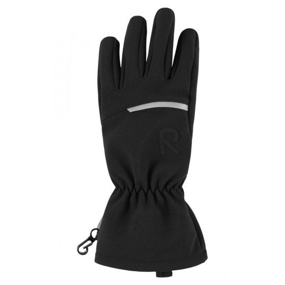 Перчатки варежки лыжные Reima - Рейма SoftShell Eidet 527311/9990