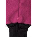 Малиновые флисовые варежки Reima рукавицы Rasa 527280-3600