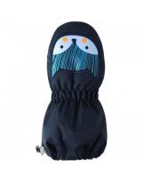 Зимние темно-синие рукавицы краги LASSIE - ЛАССИ BY REIMA