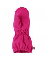 Зимние малиновые рукавицы краги LASSIE - ЛАССИ BY REIMA 717712/4690