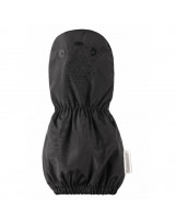 Зимние черные рукавицы краги LASSIE - ЛАССИ BY REIMA