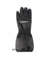 Зимние черные перчатки Lassie TEC 727729