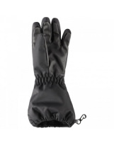 Зимние черные перчатки Lassie TEC 727729/9990