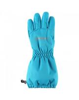 Зимние темно-голубые перчатки Lassie TEC 727729