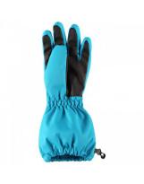 Зимние темно-синие перчатки Lassie TEC  727729/7840