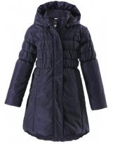 Зимнее пальто с капюшоном для девочки LASSIE - ЛАССИ 721738