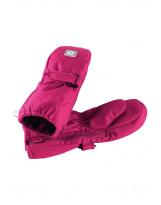 Непромокаемые малиновые рукавицы Reima Tassu - Рейма 517161