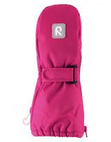 Непромокаемые малиновые рукавицы Reima Tassu - Рейма 517161/3600