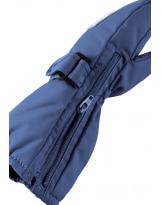 Непромокаемые темно-голубые рукавицы Reima Tassu - Рейма 517161