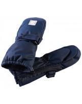 Непромокаемые темно-синие рукавицы Reima Tassu - Рейма 517161