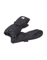 Непромокаемые черные рукавицы Reima Tassu - Рейма 517161