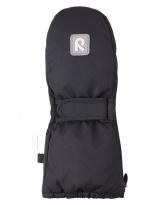 Непромокаемые черные рукавицы Reima Tassu - Рейма 517161/9990