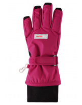 Малиновые перчатки Reimatec рукавицы Tartu 527289