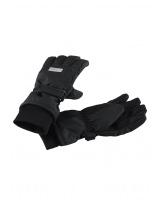 Черные перчатки Reimatec рукавицы Tartu 527289/9990