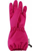 Зимние непромокаемые перчатки фуксия LASSIE - ЛАССИ 727718/4690